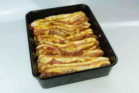 Bauchfleisch mariniert